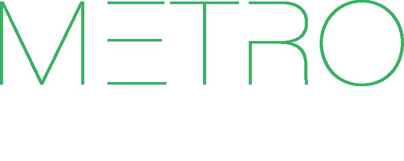 metro logo light